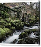 Borrowdale Mill  Acrylic Print