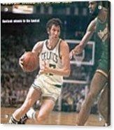 Boston Celtics John Havlicek, 1974 Nba Finals Sports Illustrated Cover Acrylic Print