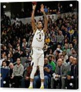 Boston Celtics V Indiana Pacers Acrylic Print