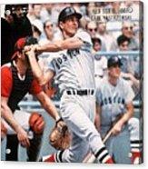Boston Red Sox Carl Yastrzemski... Sports Illustrated Cover Acrylic Print
