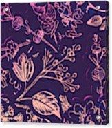 Botanical Branching Acrylic Print