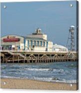 Bournemouth Pier 3 Acrylic Print