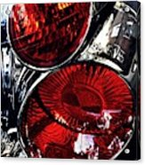 Brake Light 13 Acrylic Print