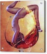 Brandy Girl Acrylic Print