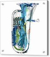 Brass Euphonium 4 Acrylic Print