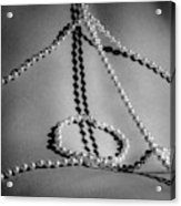Brennan Hill Pearls 7 Acrylic Print