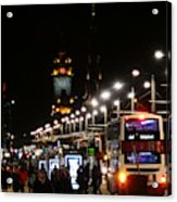 Bright Lights Nobody Wanted Acrylic Print