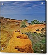Broken Hill Panoramic II Acrylic Print