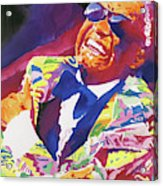 Brother Ray Charles Acrylic Print