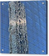 Building Reflections # 3 Acrylic Print