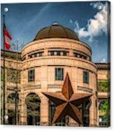 Bullock Texas State History Museum Acrylic Print