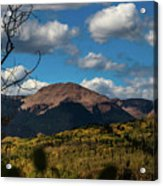 By The Power Of Graysill Acrylic Print
