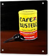 Cafe Bustelo Acrylic Print