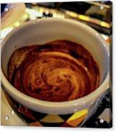 Caffe Doppio Acrylic Print