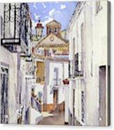 Calle De Cherin Acrylic Print