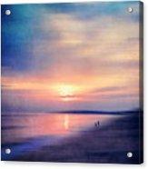 Calm Sea Acrylic Print