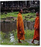 Cambodia Acrylic Print