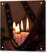 Candlestick  Acrylic Print