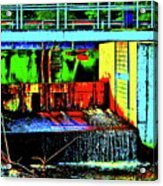 Canton Central 10 Acrylic Print