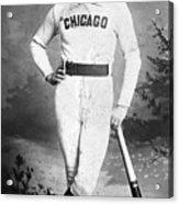 Cap Anson, Famed Baseball Player Acrylic Print