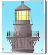 Cape Hatteras Lamp House Acrylic Print