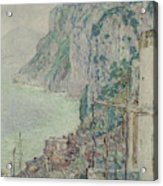 Capri, 1897  Acrylic Print