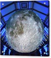 Capture The Moon Acrylic Print