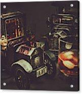 Car Club Acrylic Print