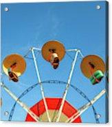 Carnival Fan Acrylic Print