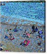Cassis, France Acrylic Print
