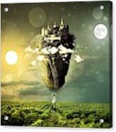 Castle In The Sky Acrylic Print