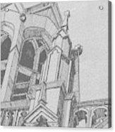 Cathedral Helena Montana Acrylic Print