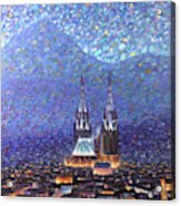 Cathedrale3 Acrylic Print