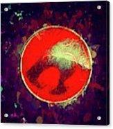 Thundercats Logo Acrylic Print