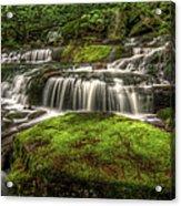 Catskill Waterfall Acrylic Print