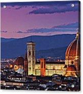 Cattedrale Di Santa Maria Del Fiore - Acrylic Print