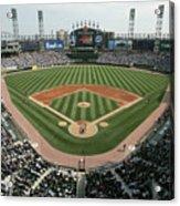 Celeveland Indians V Chicago White Sox Acrylic Print