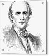 Charles Lyell, Scottish-born British Acrylic Print