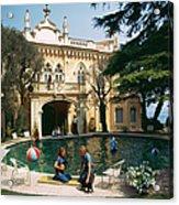 Chateau St. Jean Acrylic Print