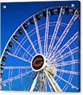 Chicago Centennial Ferris Wheel Acrylic Print