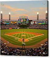 Chicago Cubs V Chicago White Sox Acrylic Print