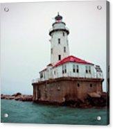 Chicago Lighthouse Acrylic Print