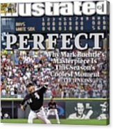 Chicago White Sox Mark Buehrle... Sports Illustrated Cover Acrylic Print