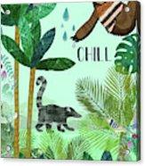 Chill Acrylic Print