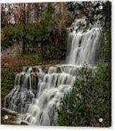 Chitennango Falls Acrylic Print