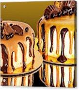 Chocolate Delights Acrylic Print