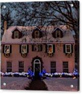 Christmas Lights Series #3 Acrylic Print