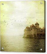 Château De Chillon Acrylic Print