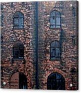 Civil War Era Spice Warehouse Acrylic Print