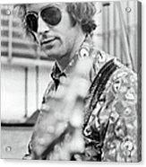 Clapton Records Strange Brew Acrylic Print